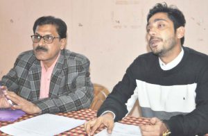 page3news-During the press conference, Arif Qadri