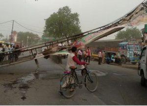 उड़ीसा के बाद पूर्वांचल पहुंचा फानी तूफान का असर, पांच लोगों की मौत, पांच घायल