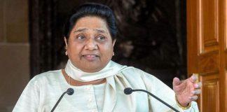 यूपी में गठबंधन के खिलाफ चुनाव लड़ रही है भाजपा व कांग्रेस: मायावती