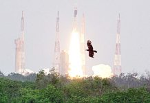 page3news-ISRO successfully launches Chandrayaan-2