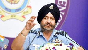 page3news-Indian Air Force chief BS Dhanoa