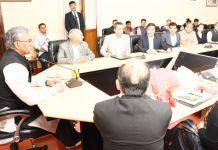 page3news-मुख्यमंत्री त्रिवेन्द्र सिंह रावत की उपस्थिति में एमओयू पर किए गए हस्ताक्षर