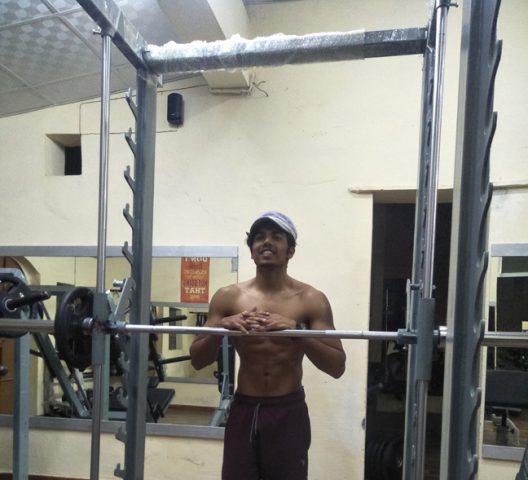 Gym at Jakhan Dehradun