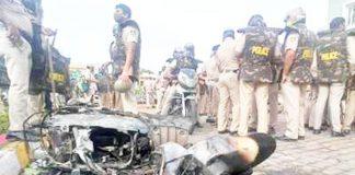 page3news-Bangalore violence facebook post