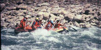 :Uttarakhand tourism:rafting