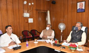 मुख्यमंत्री श्री त्रिवेन्द्र सिंह रावत
